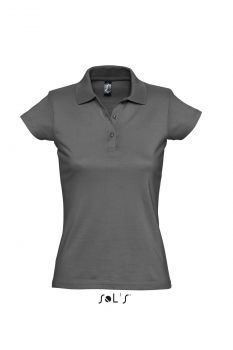 Prescott women dark grey A