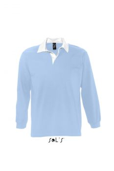 Pack sky blue white A