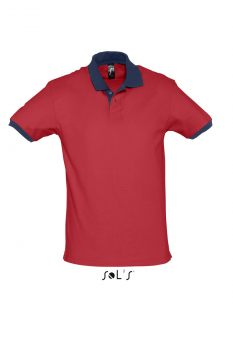 Prince red french navy A