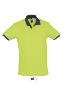 Prince apple green french navy A