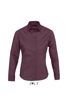 Eden medium burgundy A