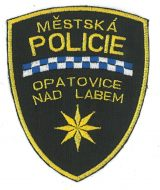Policie Opatovice nad Labem